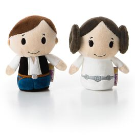 itty bittys® Star Wars HAN SOLO™ and PRINCESS LEIA™ Stuffed Animals, , large