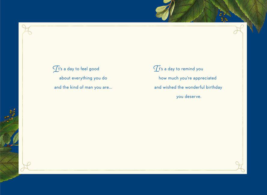 Youre So Appreciated Birthday Card For Him Greeting Cards Hallmark