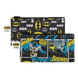 BATMAN™ Small Reusable Snack Bags by Bumkins, 2 Count, , large
