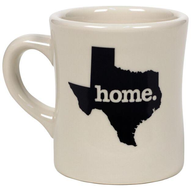 texas silhouette mug