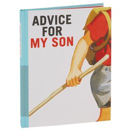 Advice for My Son Gift Book, , large