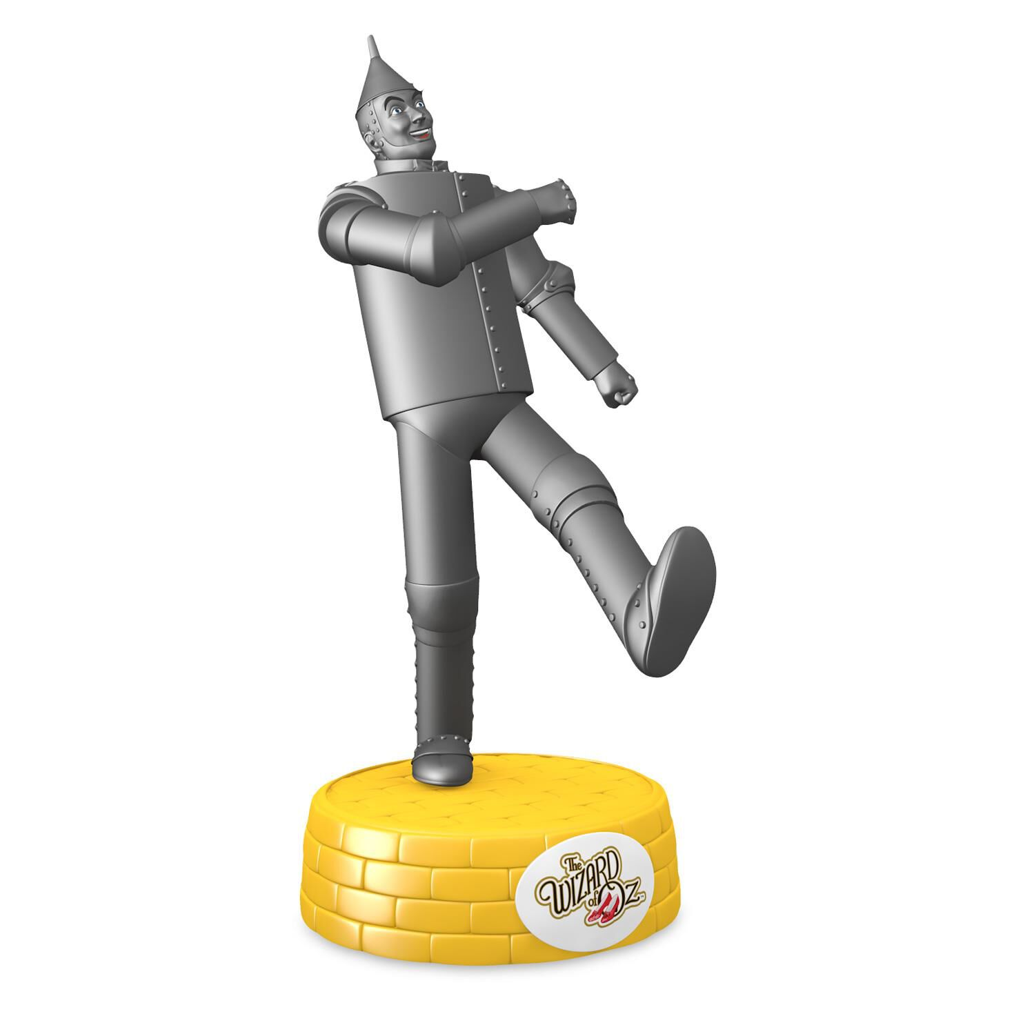 Wizard of oz christmas decorations uk - The Wizard Of Oz Tin Man If I Only Had A Heart Musical Ornament Keepsake Ornaments Hallmark