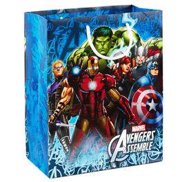 """Avengers Medium Gift Bag, 9.75"""", , large"""