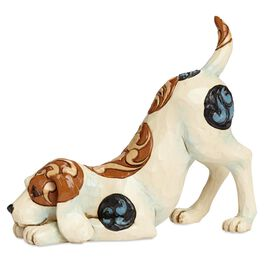 Jim Shore® Bailey the Playing Dog Figurine, , large