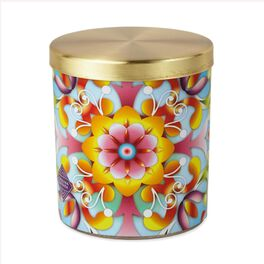 Catalina Estrada Flourishing Blooms Candle, , large