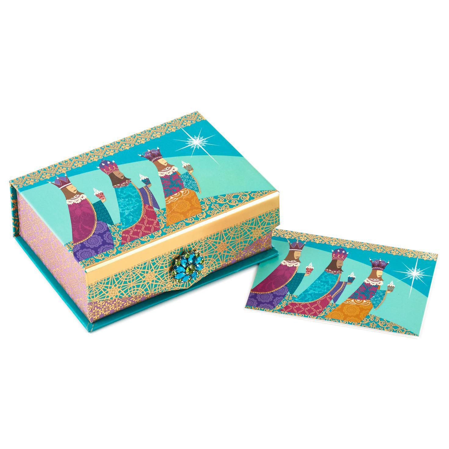 We Three Kings Christmas Cards, Box of 16 - Boxed Cards - Hallmark
