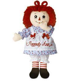 "Raggedy Ann Doll, 12"", , large"