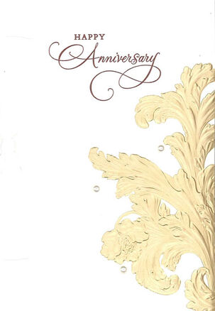 Celebrating Both of You Anniversary Card