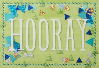 Best News Ever Congratulations Card,