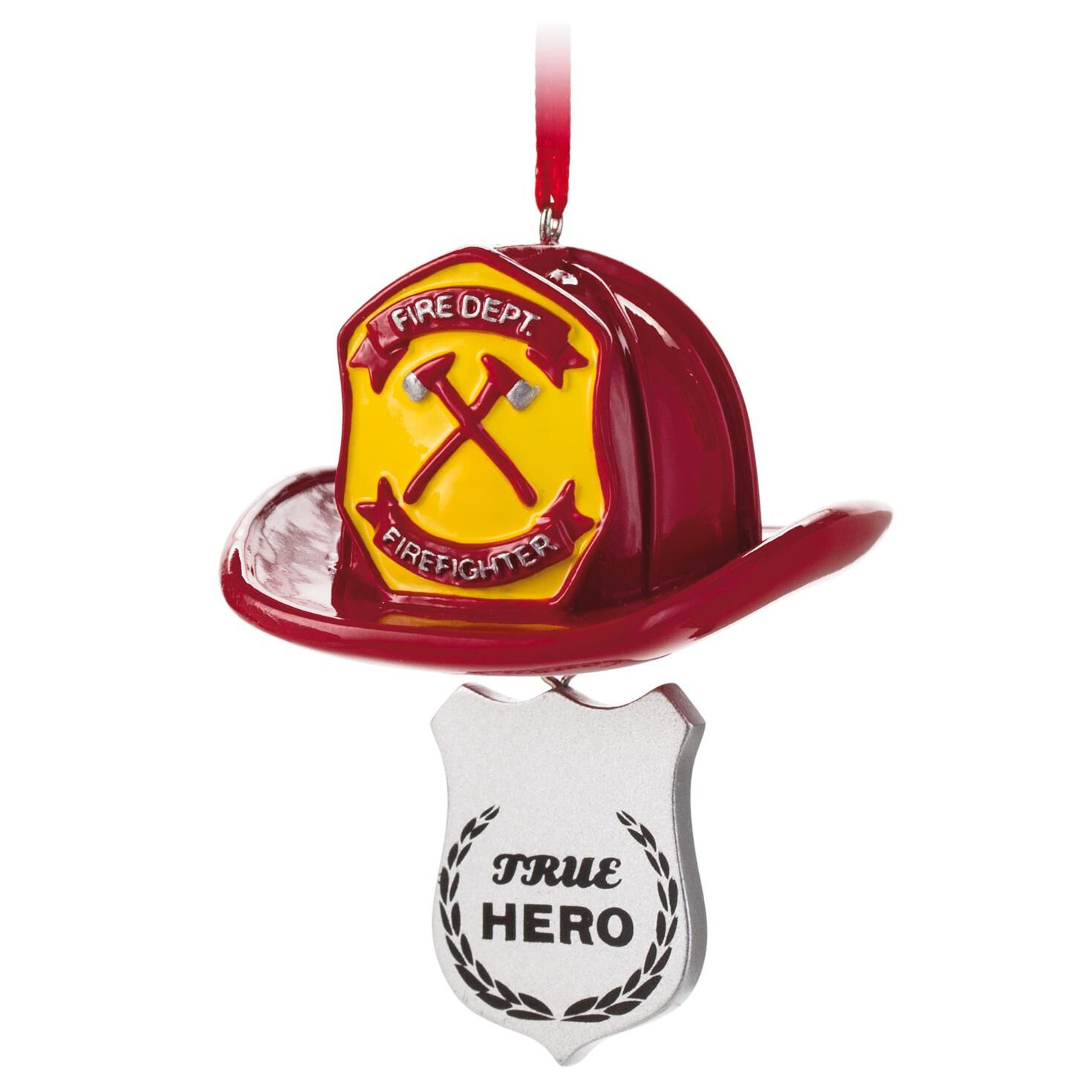 Personalized firefighter ornaments - Personalized Firefighter Ornaments 12