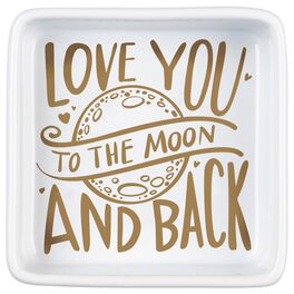 """Primitives by Kathy """"To the Moon and Back"""" Trinket Tray, , large"""