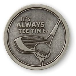 Tee Time Collectible Token, , large