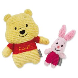 Pooh and Piglet Stuffed Animal Set, , large