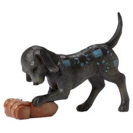 Jim Shore® Buster the Dog With Shoe Figurine, , large