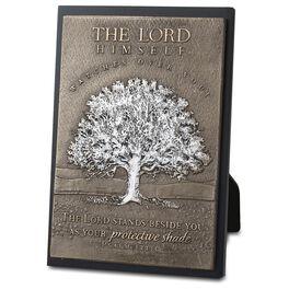 Tree Plaque - Psalm 121:5, , large