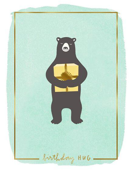 Bear Hug For You Birthday Card Greeting Cards Hallmark