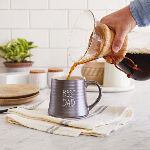 9eb4a1f0 ... Best Dad Ceramic Mug, 15 oz.,