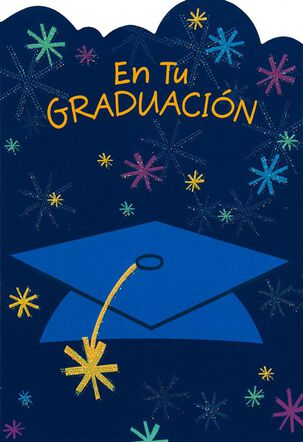 Great Accomplishments Spanish-Language Graduation Card