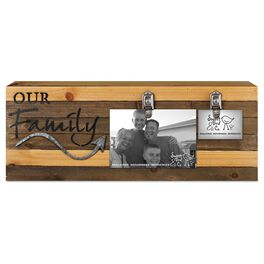 Our Family Clip Picture Frame, , large