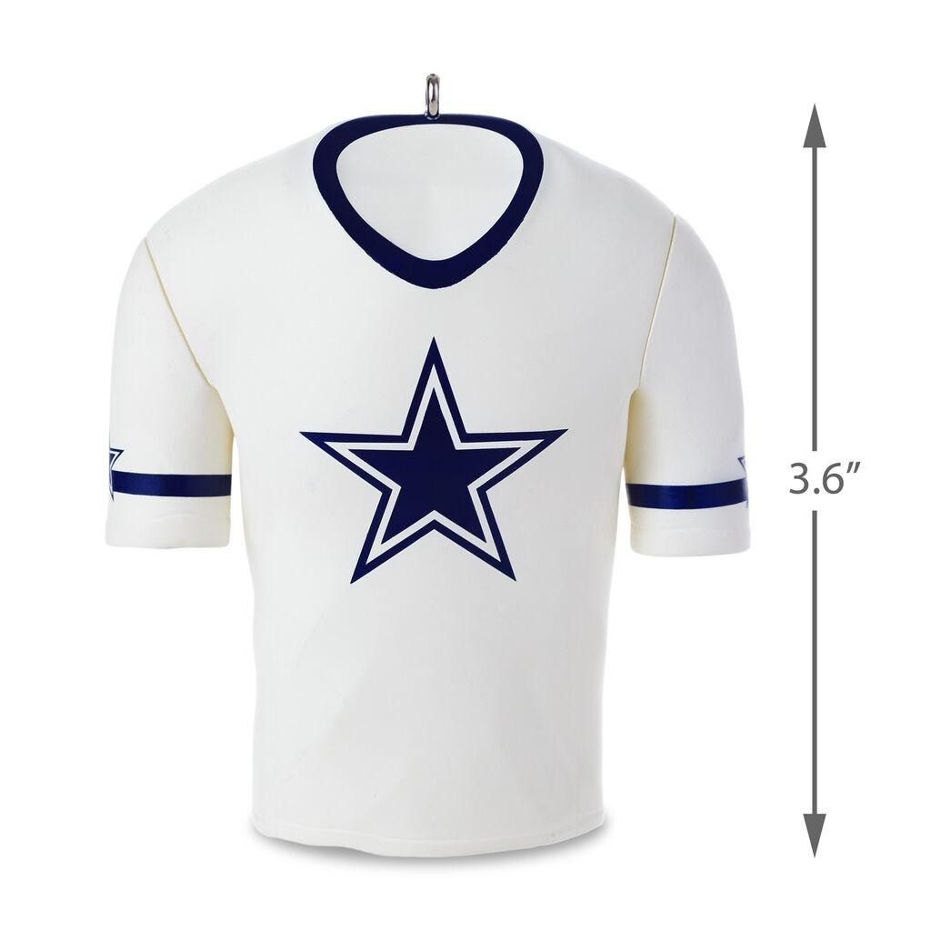 443657982c1 Dallas Cowboys Jersey Ornament - Keepsake Ornaments - Hallmark