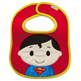 SUPERMAN™ itty bittys® Baby Bib, , large