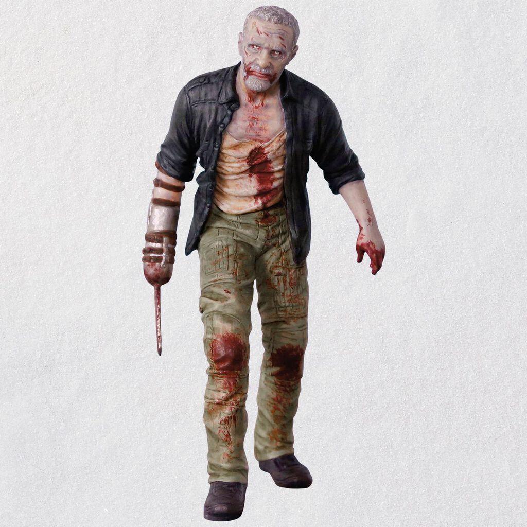 The Walking Dead Merle Dixon Walker Ornament - Keepsake Ornaments ...