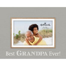 Best Grandpa Ever Malden Picture Frame, 4x6, , large