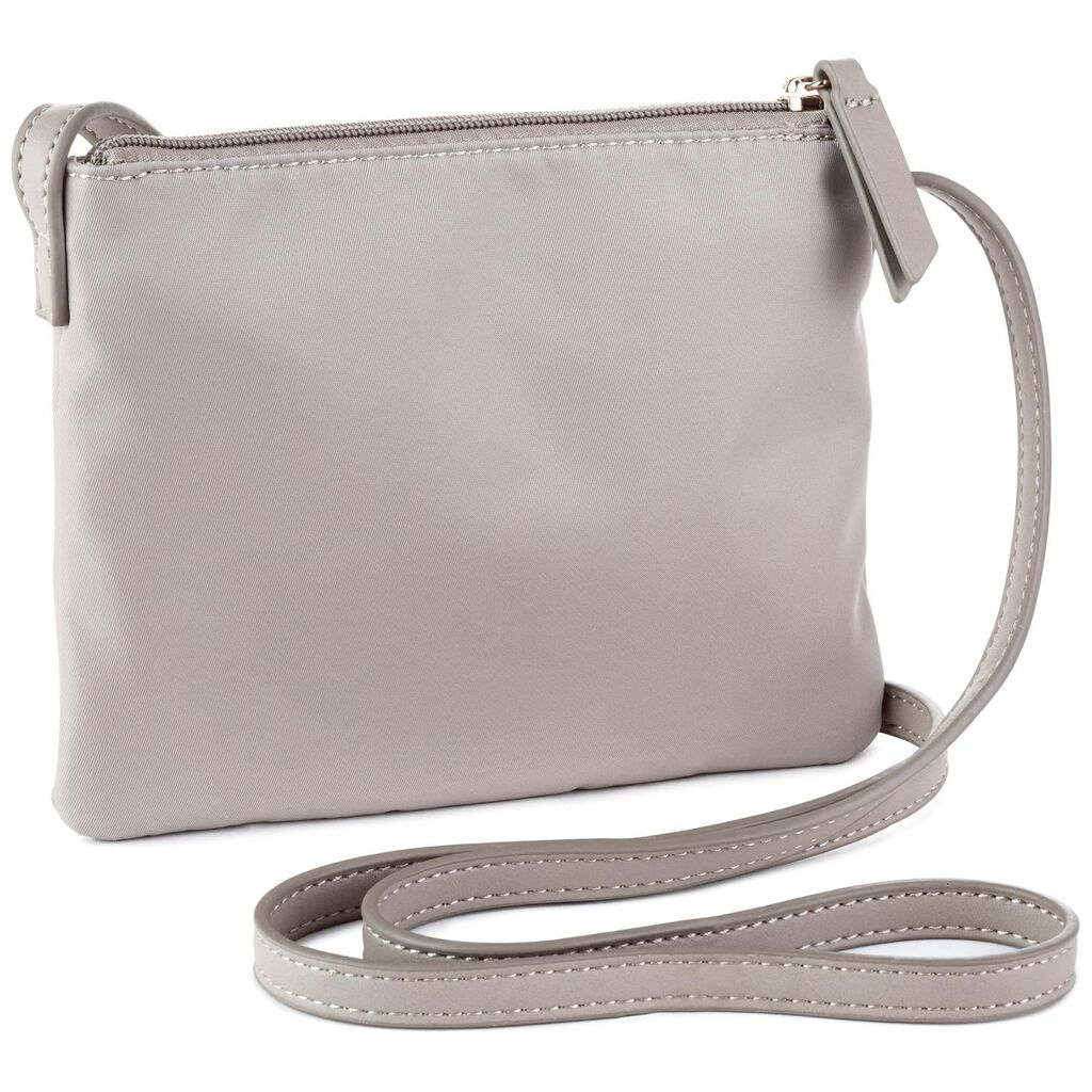 4e7179ebd01 Mark   Hall Champagne Crossbody Purse - Handbags   Purses - Hallmark