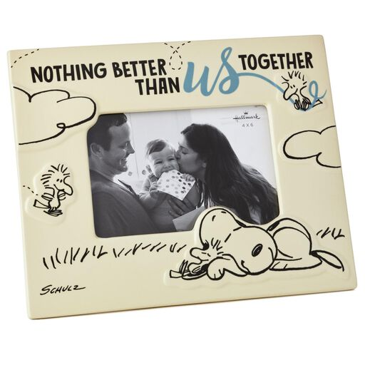 15112474f Peanuts® Snoopy Better Together Picture Frame, 4x6, ...