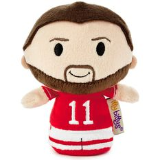 Itty Bittys 174 Nfl Player Alex Smith Stuffed Animal Special