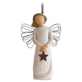 Willow Tree® Angel of Light Ornament, , large