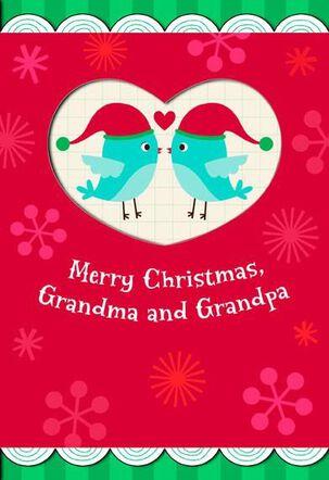Kisses for Grandparents