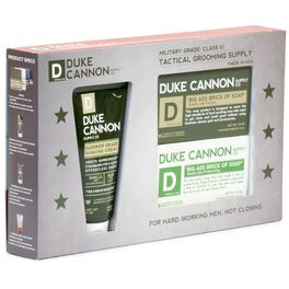 Duke Cannon Shower and Shave Gift Set, , large
