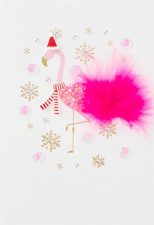 Fun, Festive, Fabulous Christmas Card