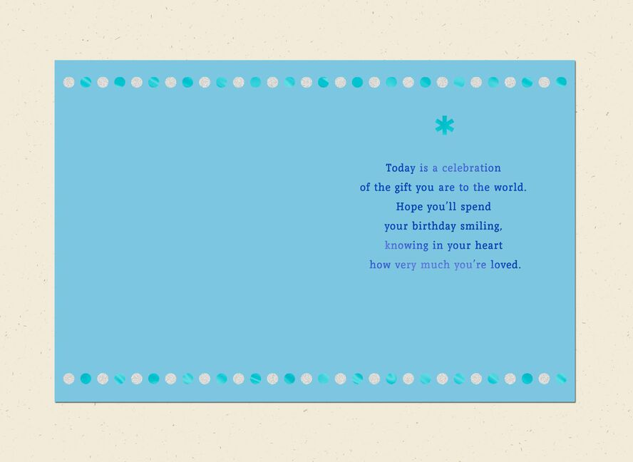 Bright Letters Birthday Card For Dad Greeting Cards Hallmark