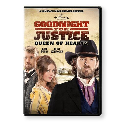 Goodnight For Justice Hallmark Channel Movie Series DVD No. 3: Queen of Hearts,