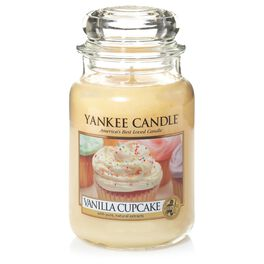Vanilla Cupcake Large Jar Candle by Yankee Candle®, , large