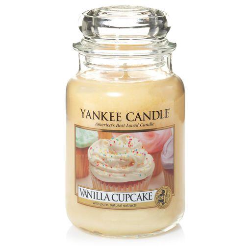 Vanilla Cupcake Large Jar Candle By Yankee CandleR