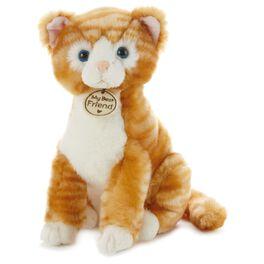 Tabby Cat Large Stuffed Animal, , large