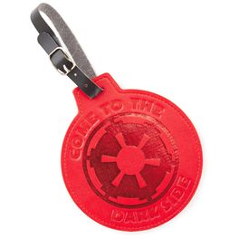 Star Wars™ Dark Side Luggage Tag, , large