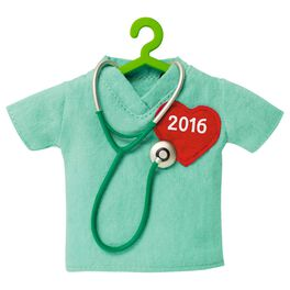 Heartfelt Healthcare Ornament, , large