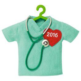 Heartfelt Healthcare Ornament, , large
