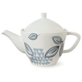 Porcelain Tea Pot, , large