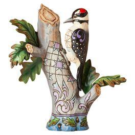 Jim Shore® Woodpecker Figurine, , large