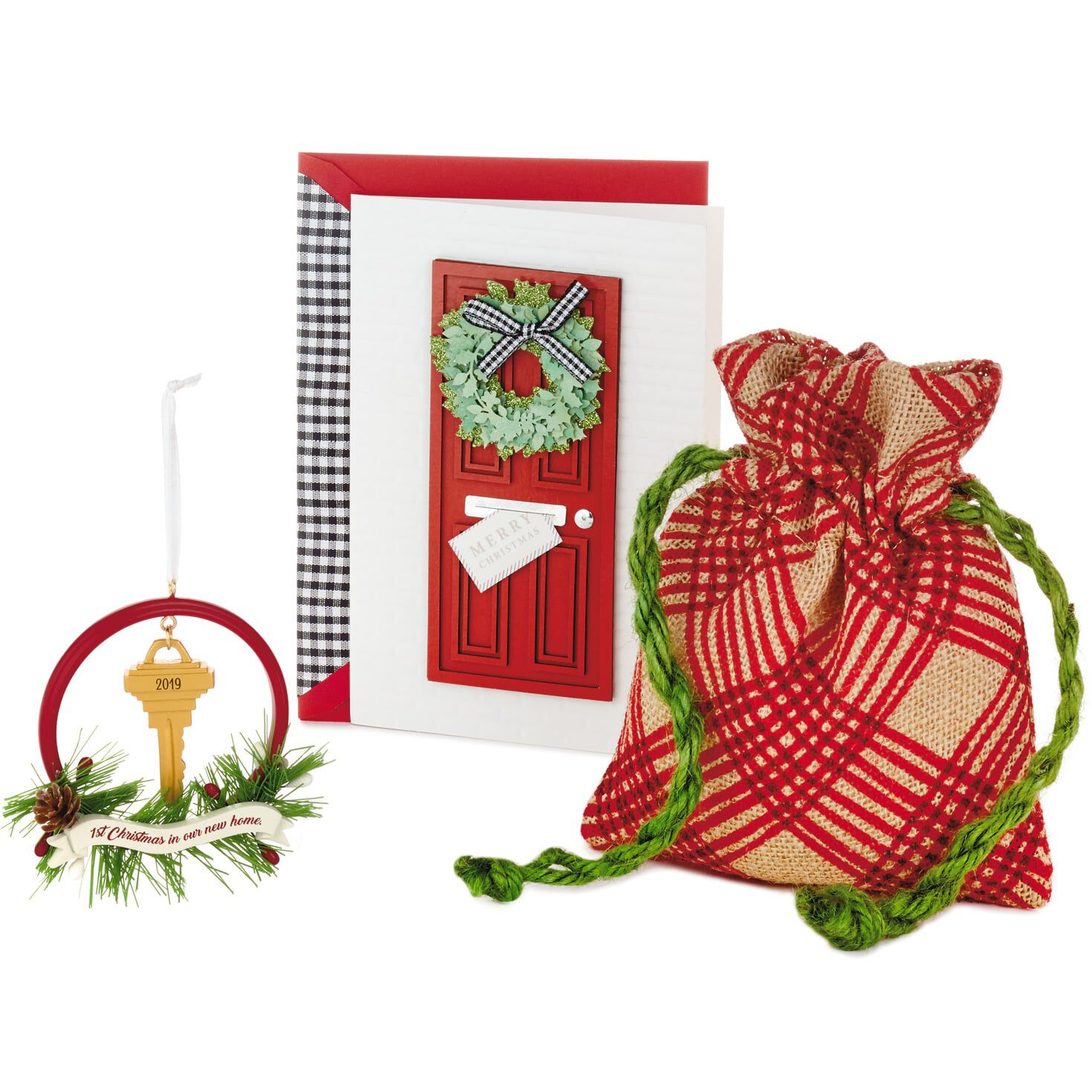 NEW HALLMARK SWEET LIL GIFTS CHRISTMAS SWEATER TREAT BOWLS 2
