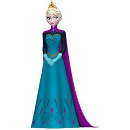 Disney Frozen Elsa Coronation Day Ornament, , large