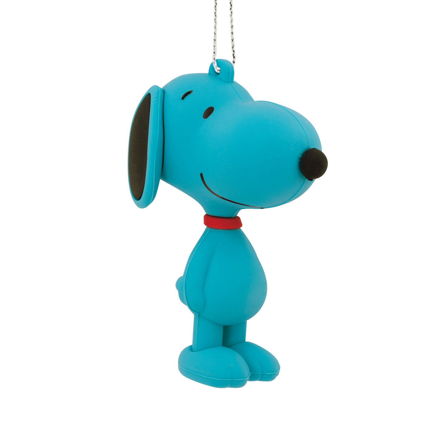 """Peanuts Easter Light Up Snoopy Figure Rainbow Lights 4/"""" BLUE /& PINK,"""