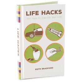 Life Hacks 500+ Ways to Simplify Your Life Book, , large