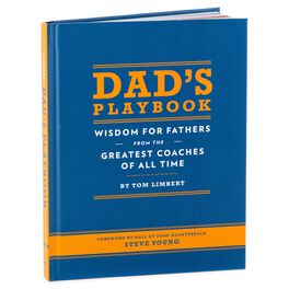 Dad's Playbook Gift Book, , large