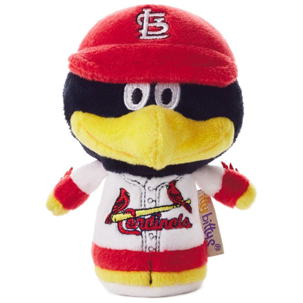 Mlb St Louis Cardinals Mascot Fredbird Itty Bittys Stuffed